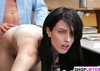Hot Cutie Alex Gets Drilled By The Officer